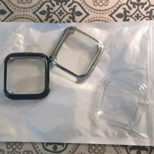 Fitbit Versa Face covers